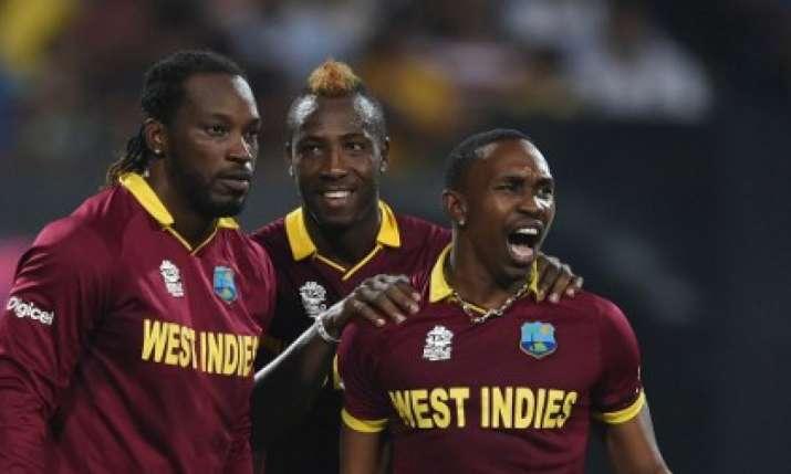 वेस्टइंडीज टीम - India TV