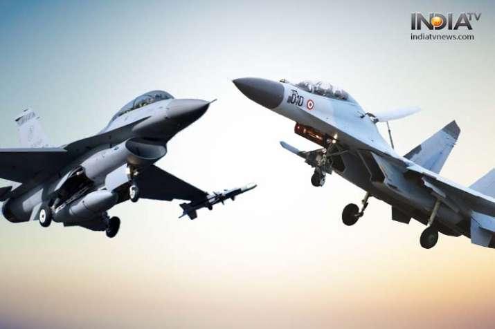 Fighter Jet- India TV