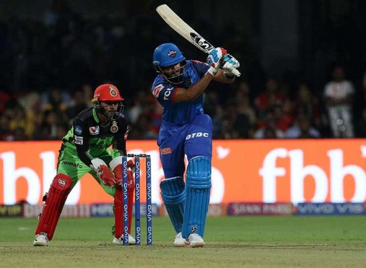 Live Cricket Score IPL Score Cricket RCB vs DC live Cricket Score blog match updates Royal Challenge- India TV