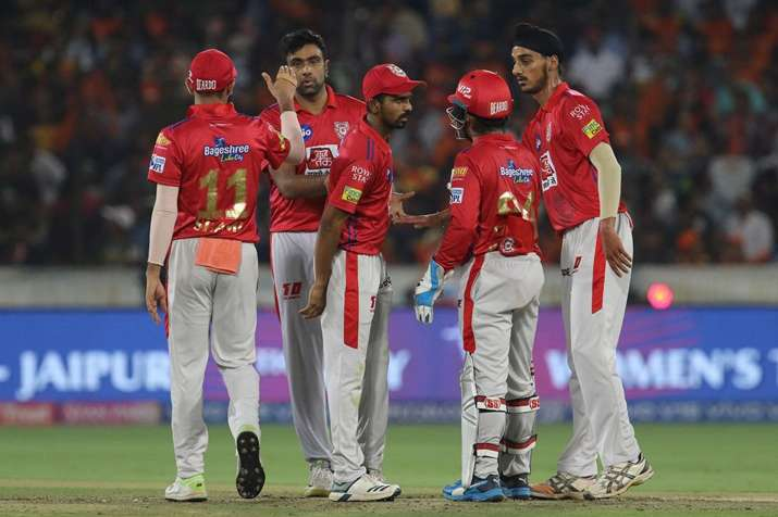IPL 2019, SRH vs KXIP: Mujeeb UR Raheman And Arshdeep Singh Century Partnership In Bowling- India TV