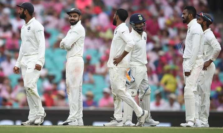 भारतीय टेस्ट क्रिकेट टीम - India TV