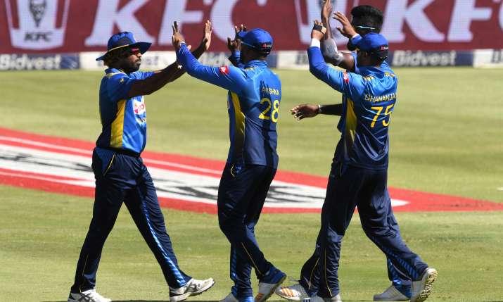 श्रीलंका क्रिकेट टीम - India TV