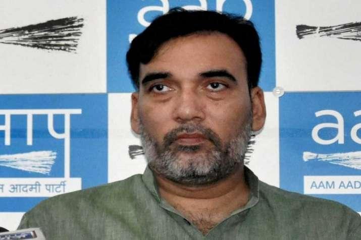 Gopal Rai (File Photo)- India TV