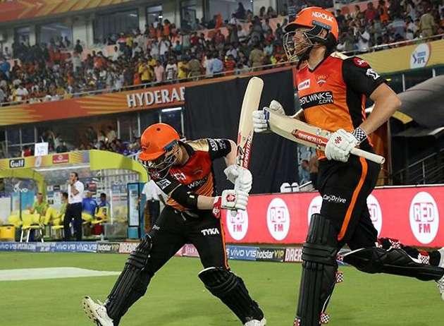 IPL 2019, SRH vs CSK: Sunrisers Hyderabad Beat Chennai Super Kings By 6 Wickets- India TV