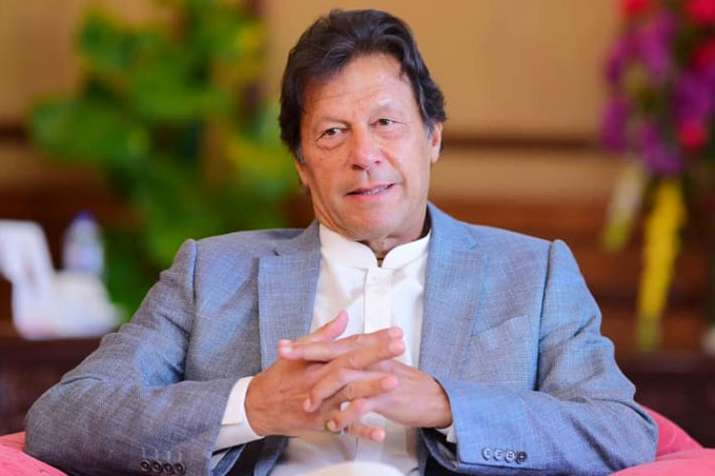 Fire reported at office of Pakistan PM Imran Khan | AP File- India TV