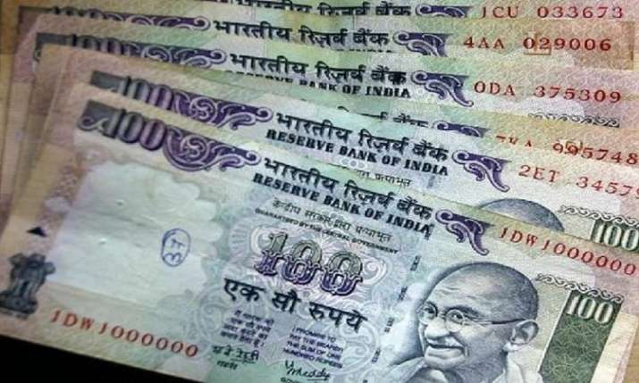Rupee spurts 19 paise to 69.11 vs USD- India TV Paisa