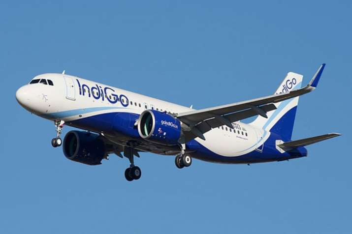 Indigo Flight- India TV