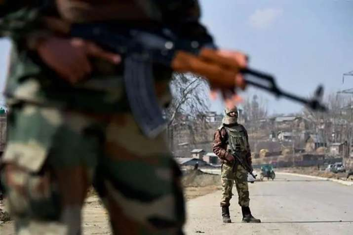 Security Forces eliminates whole team of Jaish E Mohammad which was involved in planning of Pulwama - India TV