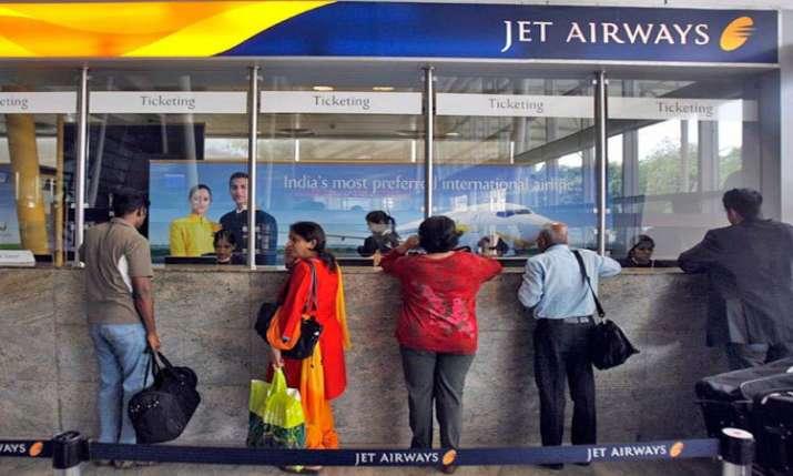 jet airways ticket counter- India TV Paisa
