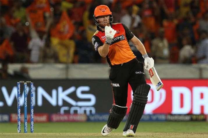 jonny Bairstow IPL 2019 Sunrisers Hyderabad Kolkata Knight Riders- India TV
