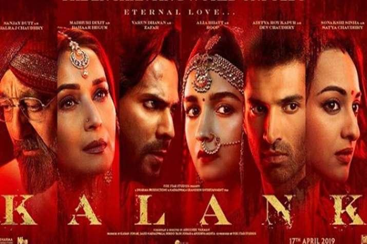 Kalank Release Date Preponed Mp3: Kalank Movie: (Movie, 2019) कलंक मूवी 2019 ऑनलाइन टिकट्स