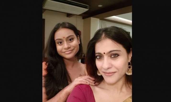 Kajol, Nysa Devgn- India TV