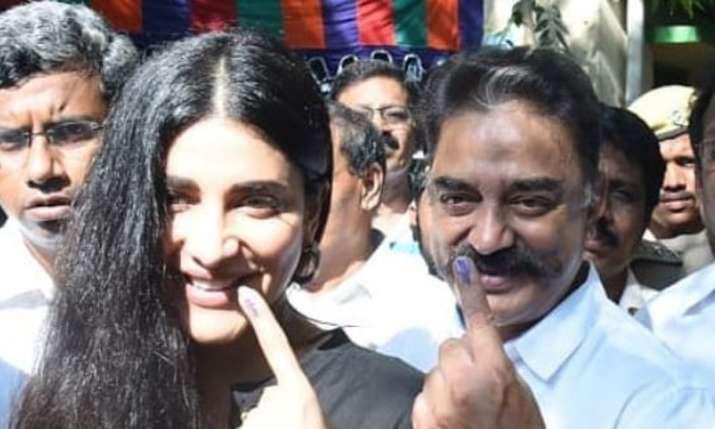 Kamal Haasan, Shruti Hassan- India TV