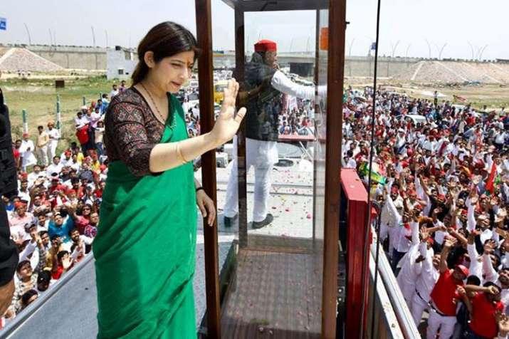 Samajwadi Party Leader Dimple Yadav   Facebook Photo- India TV