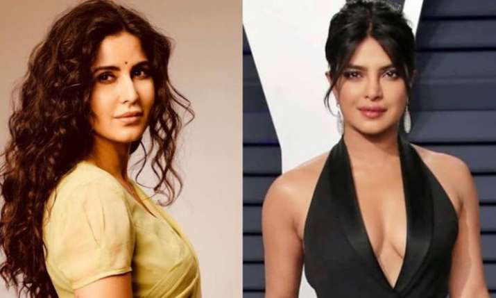 Katrina Kaif, Priyanka Chopra- India TV