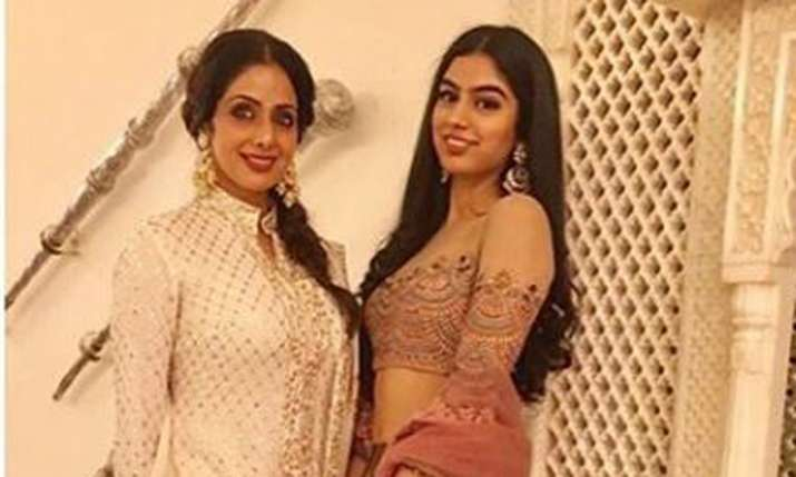 Sridevi and Khushi Kapoor- India TV