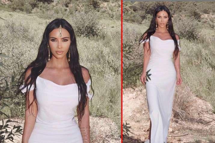 Kim Kardashian- India TV