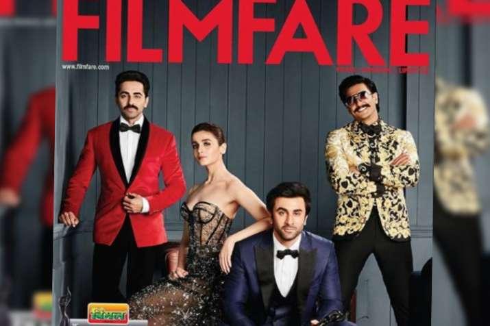 filmfare- India TV