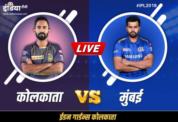 IPL 2019, KKR vs MI: Kolkata Knight Riders vs Mumbai Indians Match Preview, Points Table Impact And - India TV