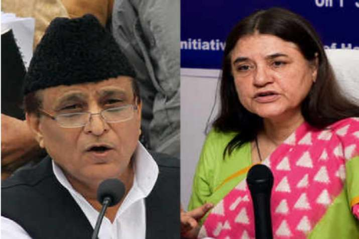चुनाव आयोग ने आजम खान...- India TV