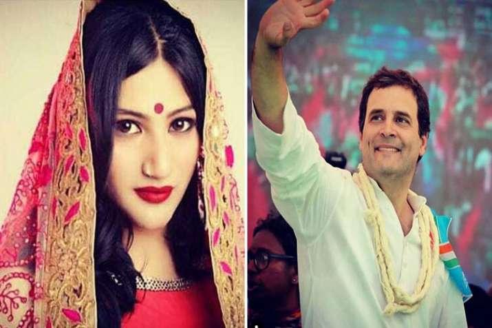 Mahika sharma- India TV