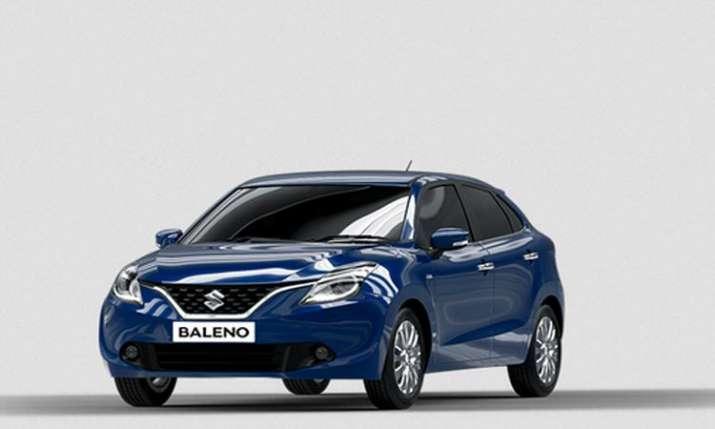Maruti hikes prices of Baleno diesel range, Baleno RS petrol- India TV Paisa