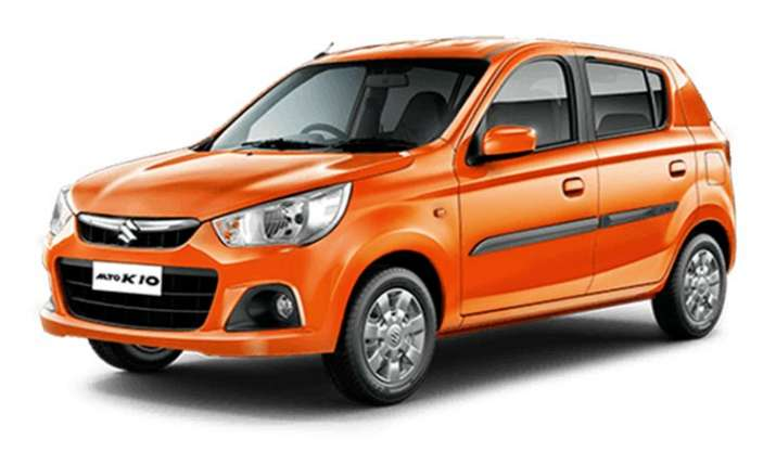 Maruti Alto K10's price hiked after upgrade- India TV Paisa