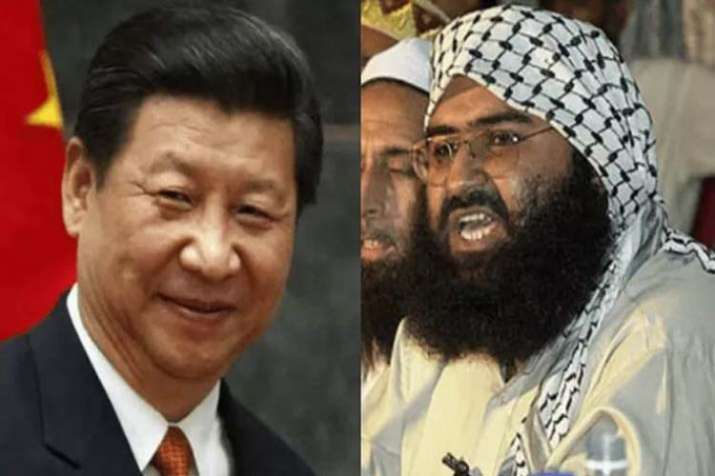 Masood Azhar issue heading towards settlement: China- India TV