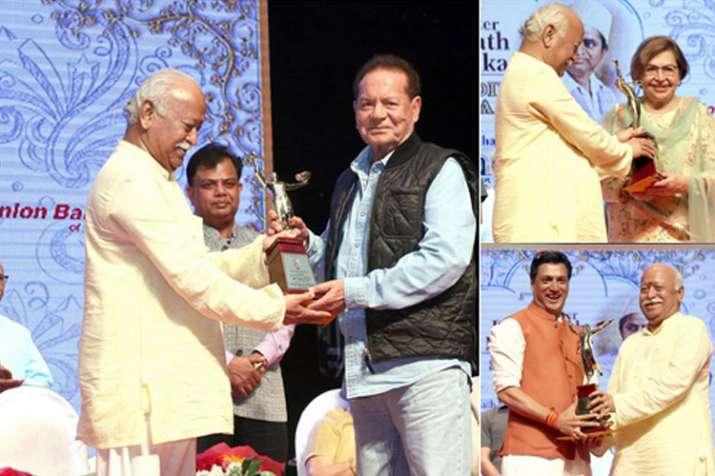 master deenanath mangeshkar award- India TV