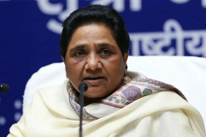 Mayawati gets no reprieve from ban, Supreme Court 'satisfied' with action taken by EC | PTI File- India TV