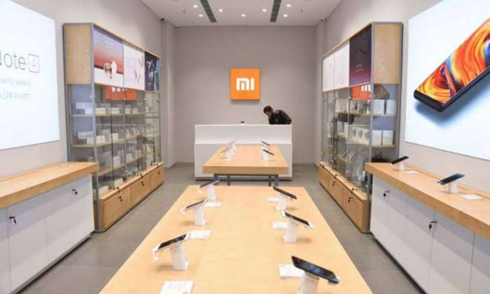 Xiaomi aims 10,000 retail stores in India by 2019- India TV Paisa