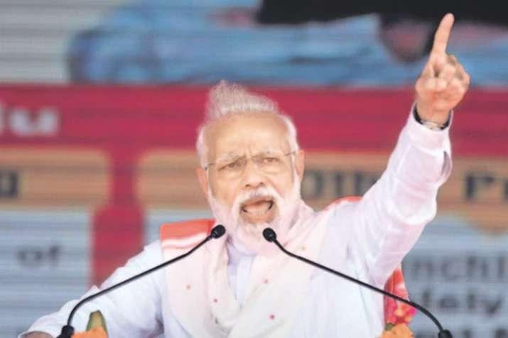 कश्मीर के ढाई जिलों में सीमित रह गया है आतंकवाद: मोदी- India TV