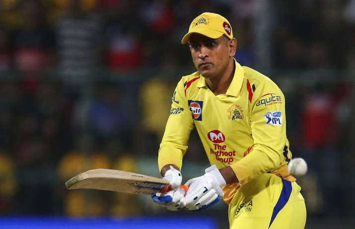 IPL 2019: You should know about your domestic pitches, whatever it is: Mahendra Singh Dhoni- India TV