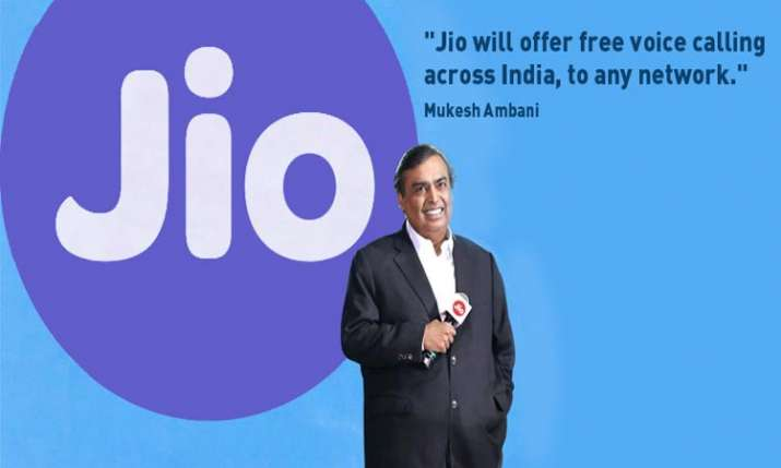 Softbank may invest in Jio- India TV Paisa