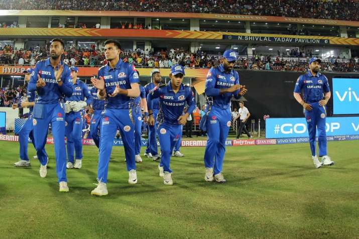 Live Cricket Score SRH vs MI IPL 2019 match 19 Live blog updates- India TV
