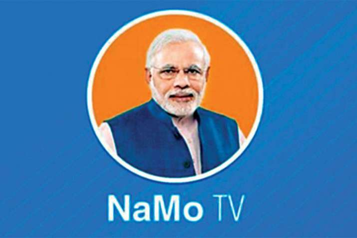 No co-relation of biopic order with NaMo TV, say EC officials- India TV