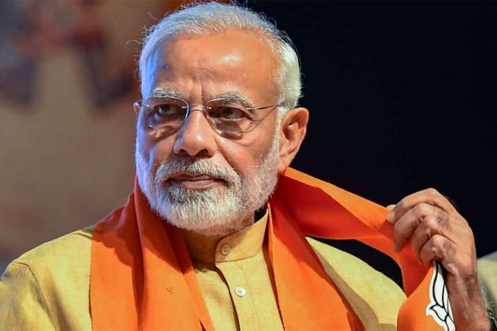 Congress coined 'Hindu terror', labelled peaceful community as terrorists, says PM Modi   PTI File- India TV