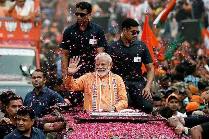 PM Modi in Varanasi- India TV