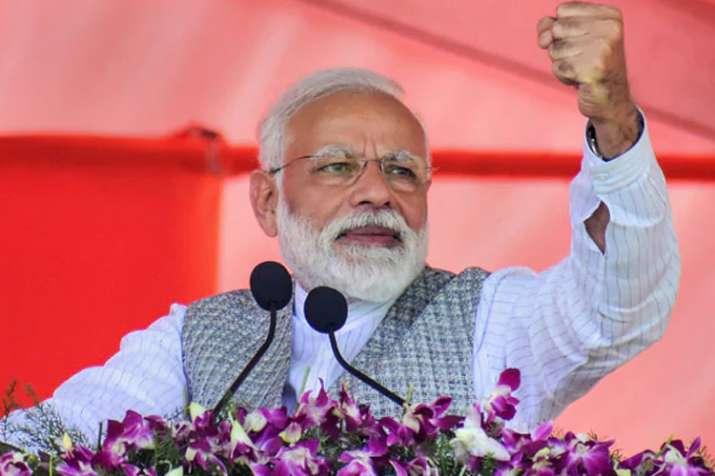 प्रधानमंत्री मोदी आज कर्नाटक में दो रैलियों को करेंगे संबोधित- India TV