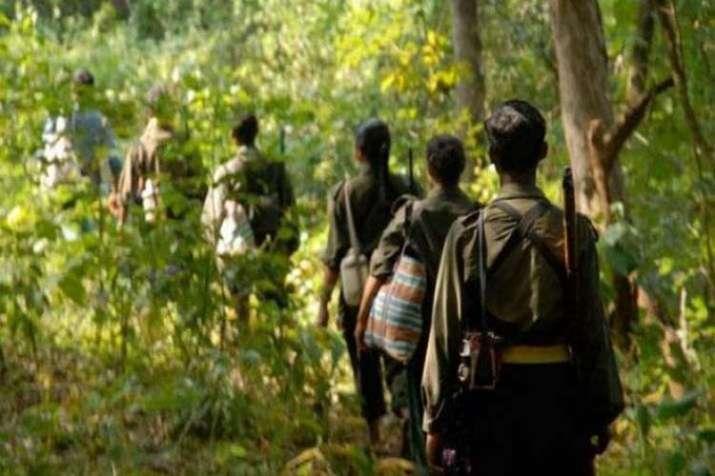 Naxal File Photo- India TV