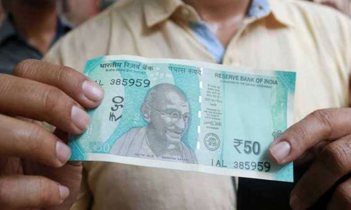 50 Denomination Banknotes- India TV Paisa