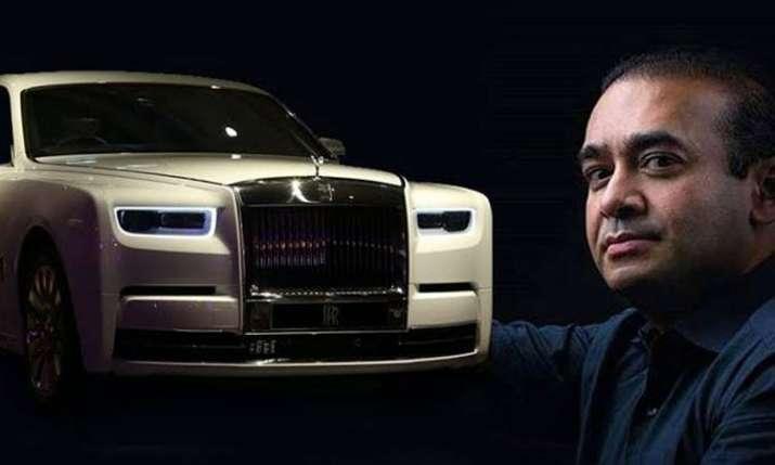 Nirav Modi, Choksi's luxury cars auctioned at Rs 3.29 cr- India TV Paisa