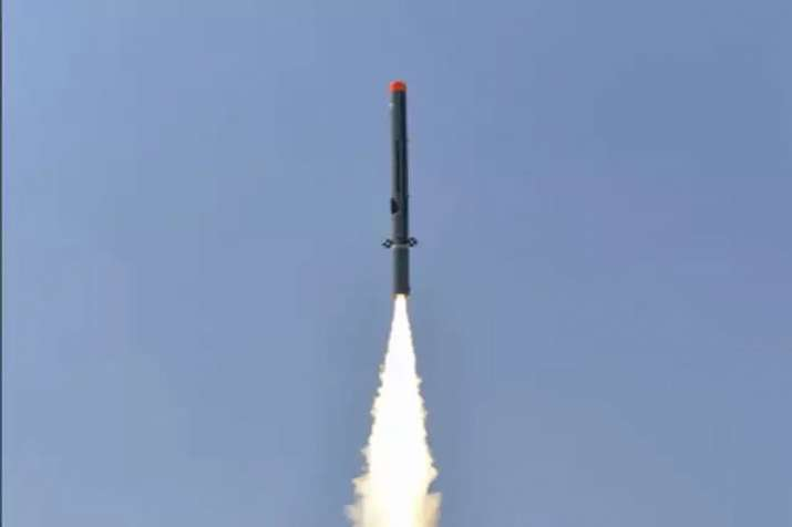 Sub-Sonic cruise missile 'Nirbhay' successfully test fired at coast of Odisha- India TV