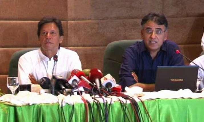 Pakistan's Finance Minister Asad Umar steps down- India TV Paisa