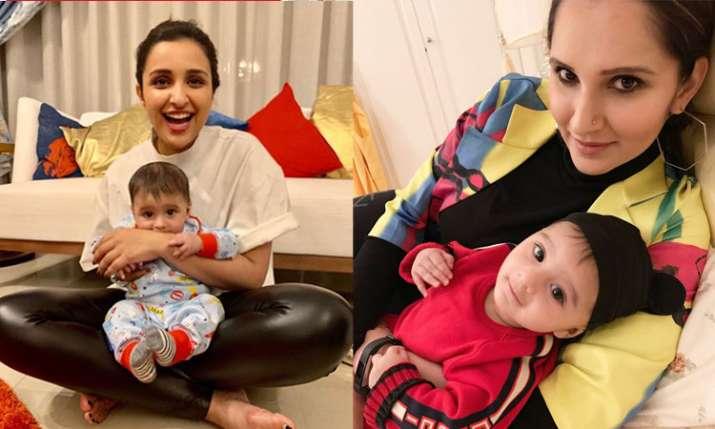 परिणीति चोपड़ा-सानिया मिर्जा - India TV