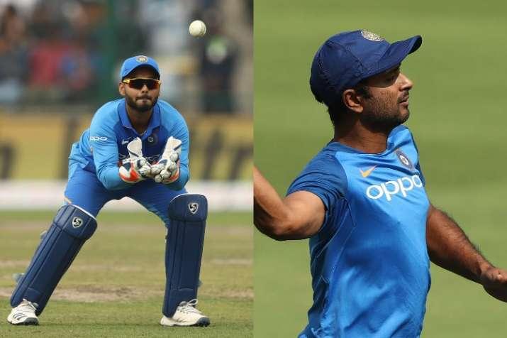Ambati Rayudu, Rishabh Pant, Gautam Gambhir, World Cup 2019, India World Cup Team- India TV