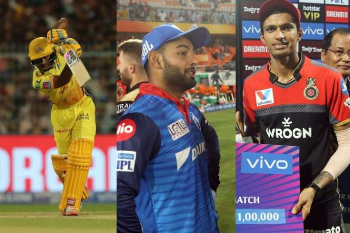 Ambati Rayudu, Rishabh Pant And Navdeep Saini On Stand by For Wold Cup 2019 Team India- India TV