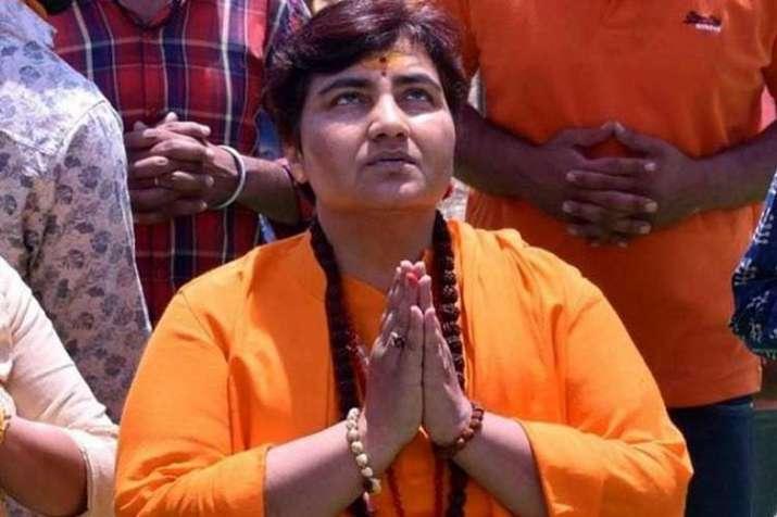 BJP Candidate Pragya Singh Thakur- India TV