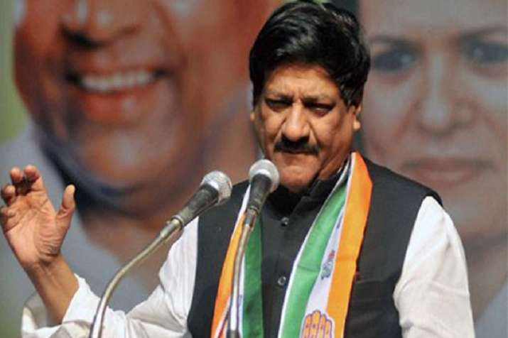 Prithviraj Chavan- India TV