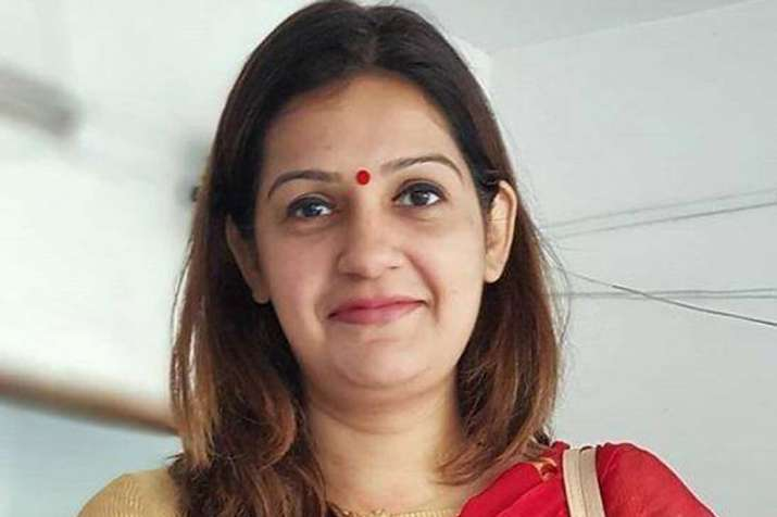 Congress spokesperson Priyanka Chaturvedi quits party | Facebook- India TV